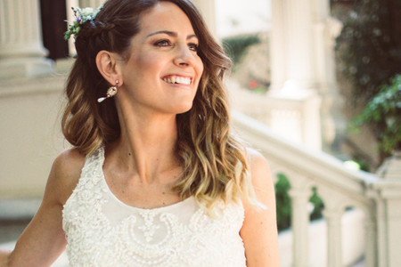 Peinados de novia 2021: la naturalidad será tendencia