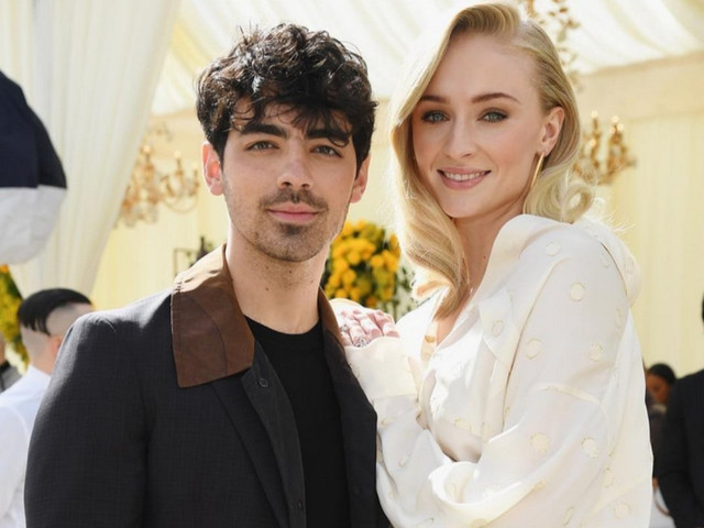 Sophie Turner de Game of Thrones y el cantante Joe Jonas se casan en Las Vegas