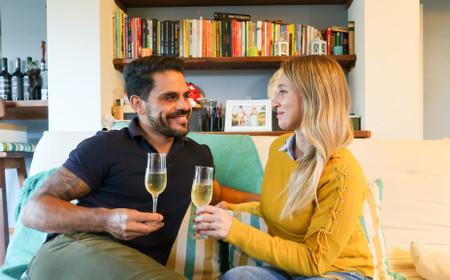 Celes y Juan: ganadores de la 31º edición del sorteo de Casamientos.com.ar