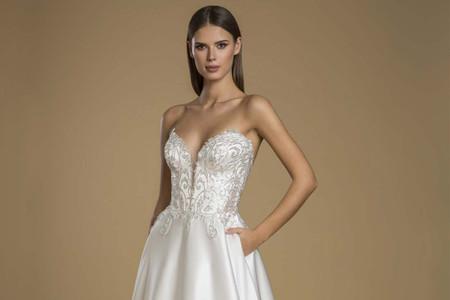 Vestidos de novia Pnina Tornai 2021: una colección llena de magia y sofisticación