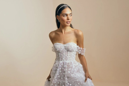 Conocé las tendencias que se vieron en la New York Luxury Bridal Fashion Week