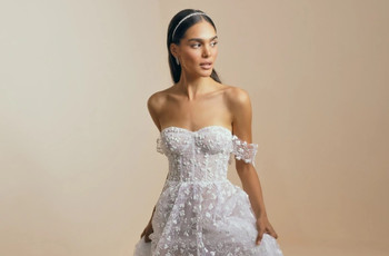 Conocé las tendencias que se vieron en la New York Luxury Bridal Fashion Week