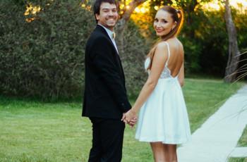 30 vestidos de novia cortos: una opción cómoda y con estilo