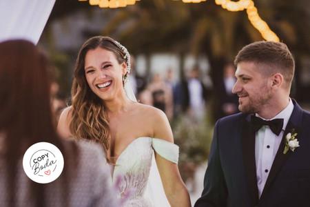 """Barbie Vélez y Lucas Rodríguez dieron el """"sí"""": ¡inspirate con estas ideas para tu casamiento!"""