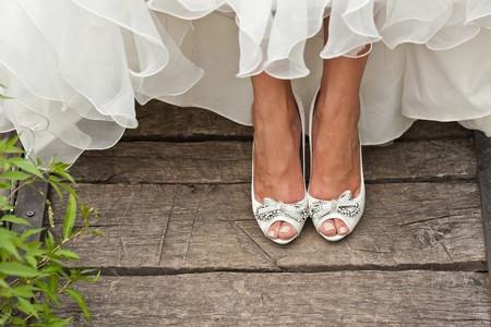 ¿Cómo cuidar los pies antes del casamiento? 6 tips que no fallan