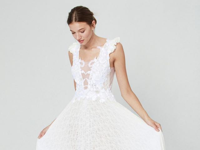 Vestidos de novia Natalia Antolin 2020: una colección tan moderna como romántica