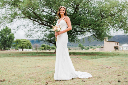Vestidos de novia sencillos: 50 modelos para novias relajadas