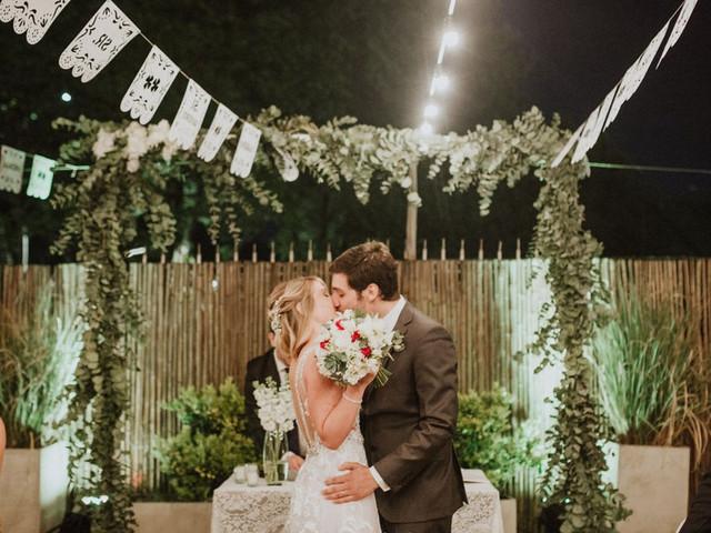 50 ideas de decoración colgante para casamientos que te van a enamorar