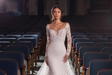 Vestidos de novia de famosas: inspirate en los modelos más emblemáticos