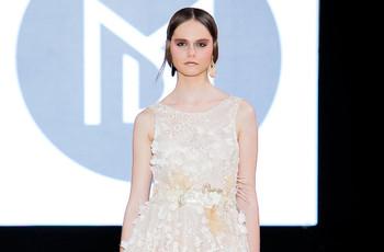 Vestidos de novia Marcela Daff, una ola de frescura y compromiso