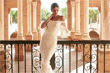 Marchesa y Pronovias lanzan colección: vestidos de novia con alma española y acabados de alta costura