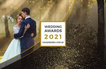 ¡Estos son los ganadores de los Wedding Awards 2021 de Casamientos.com.ar!