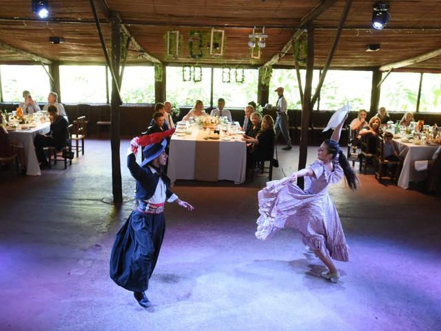 ¿Cómo incorporar tradiciones autóctonas al casamiento?