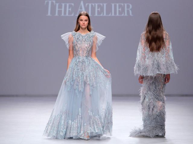 Vestidos de novia The Atelier 2020, una colección que te va a deslumbrar