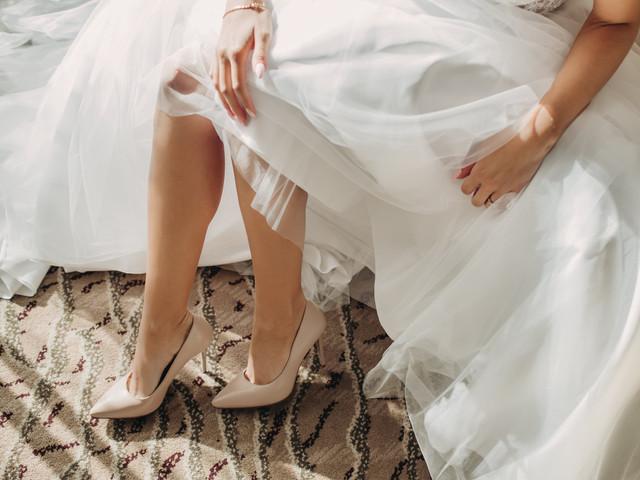 Zapatos de novia económicos: 6 tips para encontrar el equilibrio precio-calidad