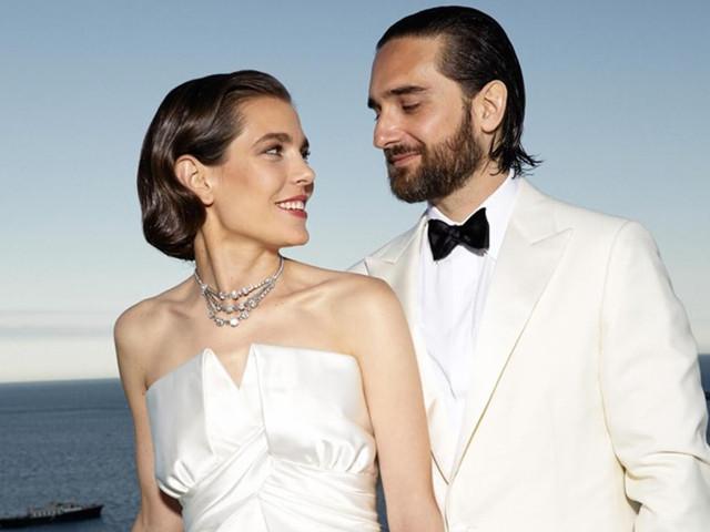 Charlotte Casiraghi se casa en Mónaco con Dimitri Rassam