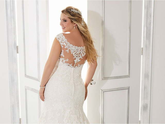 9 tipos de espaldas para el vestido de novia: ¡encontrá la ideal para vos!