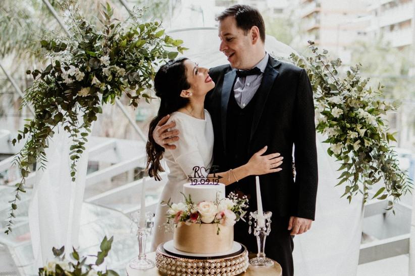 El casamiento de Fernando y Romina