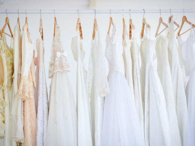 ¿Pensando en comprar un vestido de novia de segunda mano? 6 consejos imperdibles