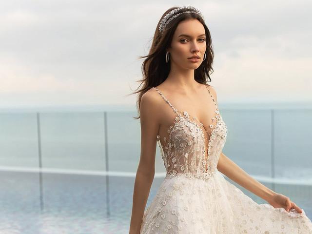 Vestidos de novia Ida Torez 2021: elegancia, estilo y originalidad