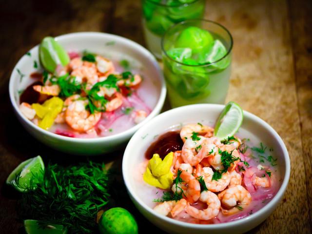 10 ideas para un menú de casamiento con sabores latinoamericanos