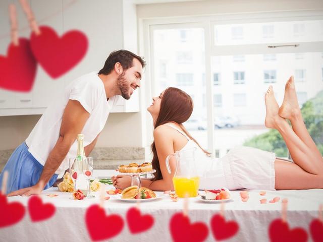 ¿Cómo preparar un desayuno romántico para tu pareja?