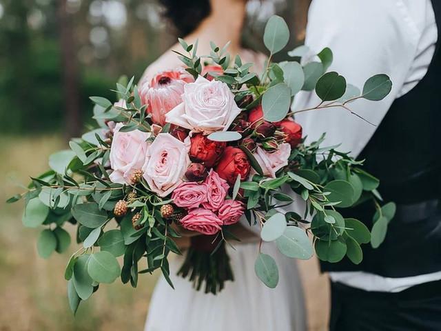 Los 7 ramos de novia más originales para marcar la diferencia en tu casamiento