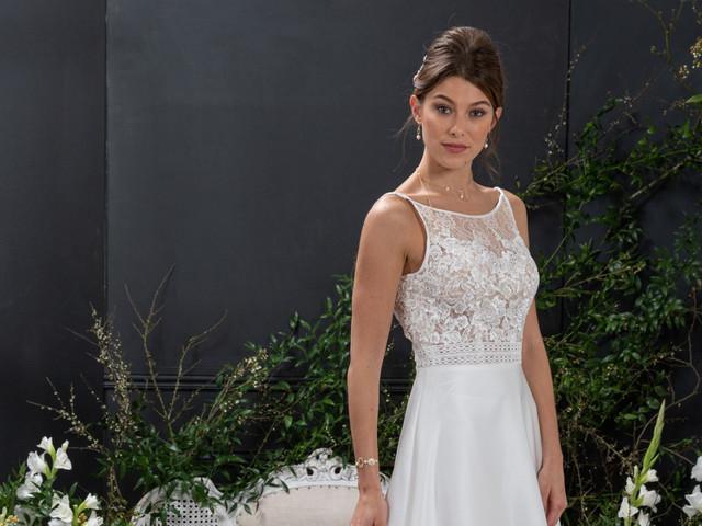 Eglantine Créations 2021: vestidos de novia que te van a enamorar