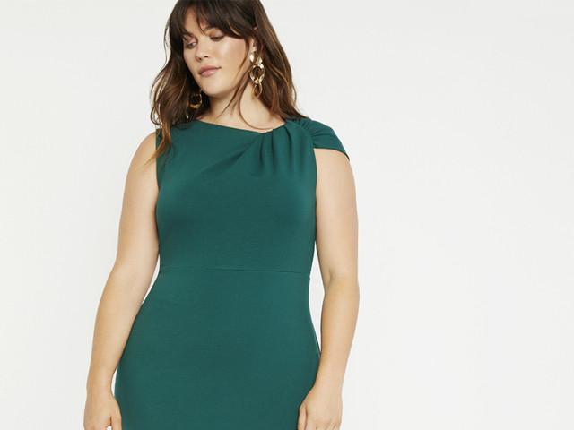 Vestidos de fiesta en talles grandes: 50 modelos con estilo