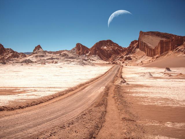 Luna de miel en Valle de la Luna: un paraíso geológico para descubrir de a dos
