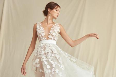 Vestidos de novia Oscar de la Renta 2021: una colección para las novias más glamurosas