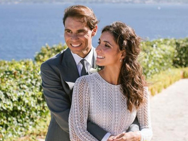 ¡Se casó Rafa Nadal! Conocé todos los detalles