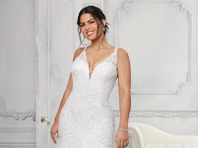 ¿Qué accesorios elegir para un vestido de novia sirena? 6 claves