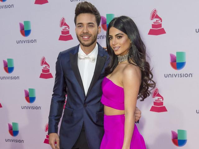 Prince Royce y Emeraude Toubia se casan con una ceremonia íntima en México