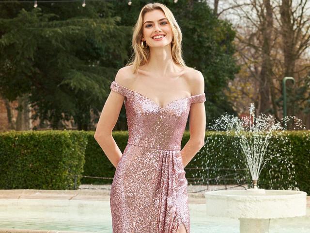Tendencias para vestidos de fiesta 2021: ¡los colores toman protagonismo!