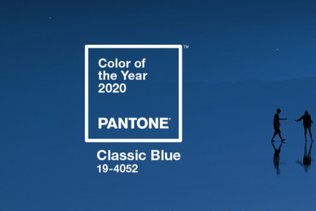 Pantone Color Institute anuncia el color del año 2020: Classic Blue