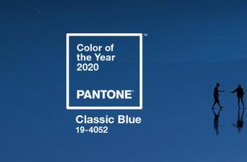 Pantone Color Institute anuncia el color del año 2020: Classic Blue