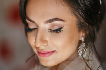 ¿Pestañas postizas o extensiones para novia? Tips y recomendaciones básicas