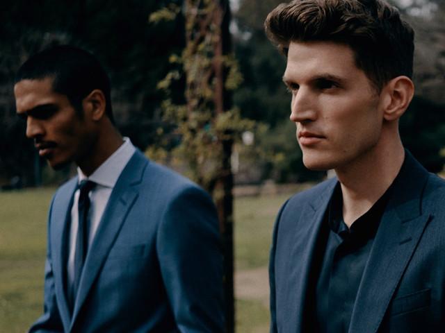 Hugo Boss 2020: trajes para novios elegantes y contemporáneos