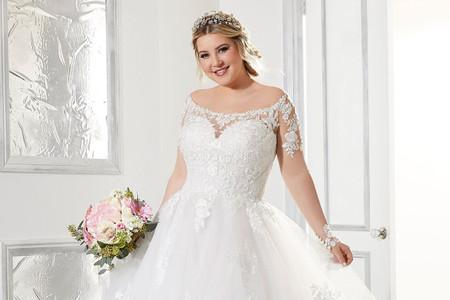 ¿Cómo adaptar el vestido de novia a otra estación?