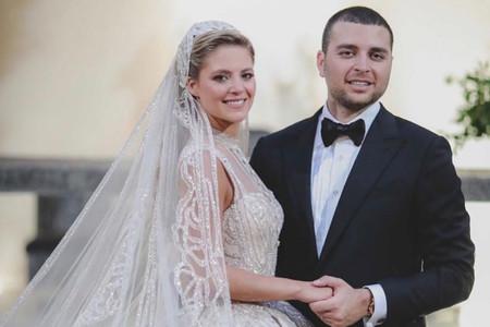 El lujoso casamiento de tres días de Elie Saab Jr y Christina Mourad
