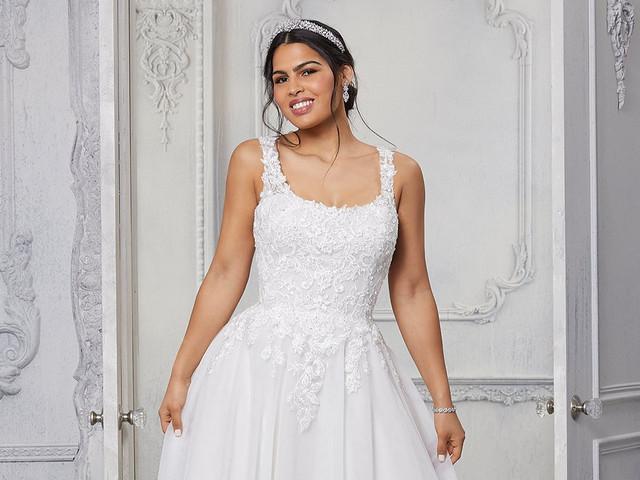 Vestidos de novia Morilee 2022: diseños clásicos con un toque de vanguardia que te van a enamorar