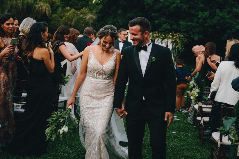 El casamiento de Javi y Agus
