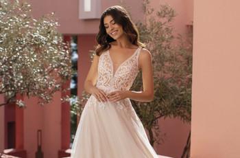 101 vestidos de novia que tenés que ver si te casás en 2021