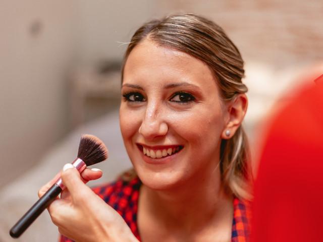 Los 10 pasos para un maquillaje de novia perfecto