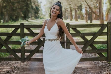 Peinados de novia de efecto despeinado: 5 claves para un look natural
