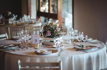 Centros de mesa ecofriendly para casamientos: una tendencia sustenbable