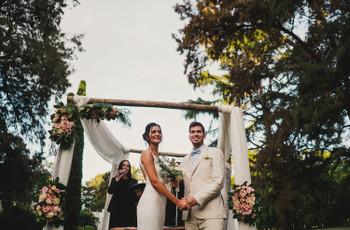 7 claves para decorar su casamiento con follaje, una tendencia llena de frescura