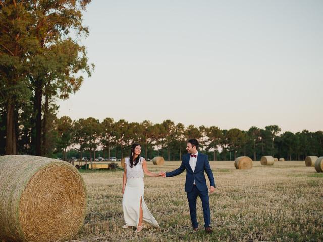 6 cosas que tienen que saber para organizar un casamiento campestre