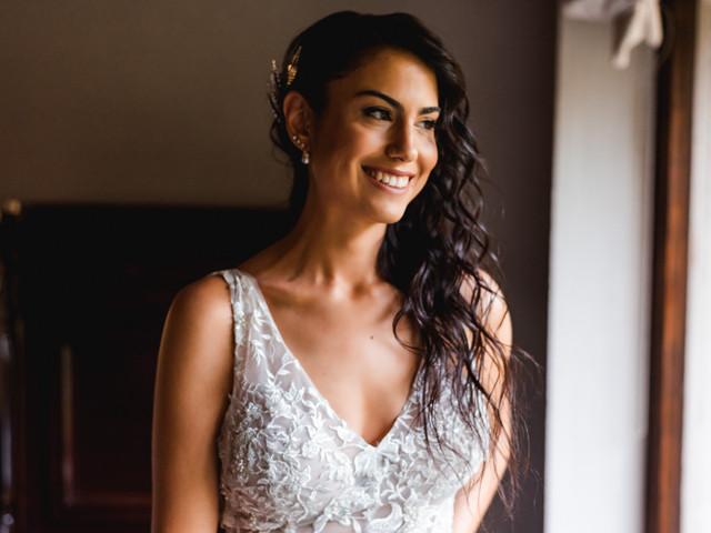 Peinados con rulos para novias: naturalidad y personalidad para tu look